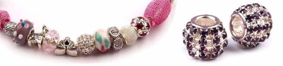 Banner Strass Oval